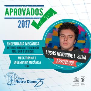 Aprovados vestibular 2017 lucas-henriqueok